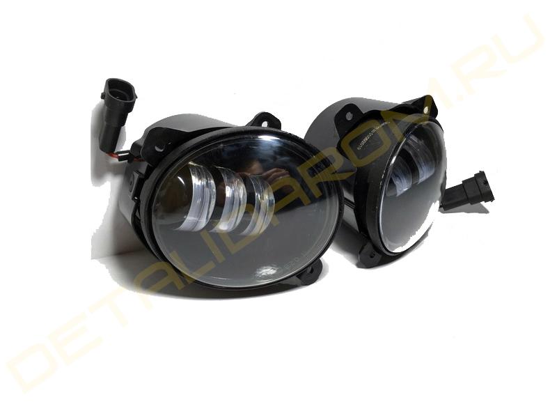 LED ПТФ Лада Калина, Калина 2, Гранта (30 Вт)