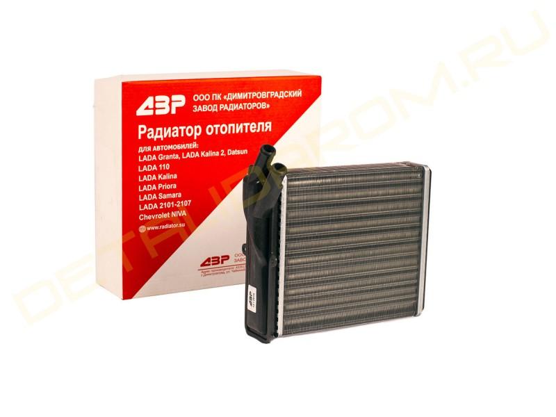 Радиатор отопителя 2123-8101060-73 ДЗР