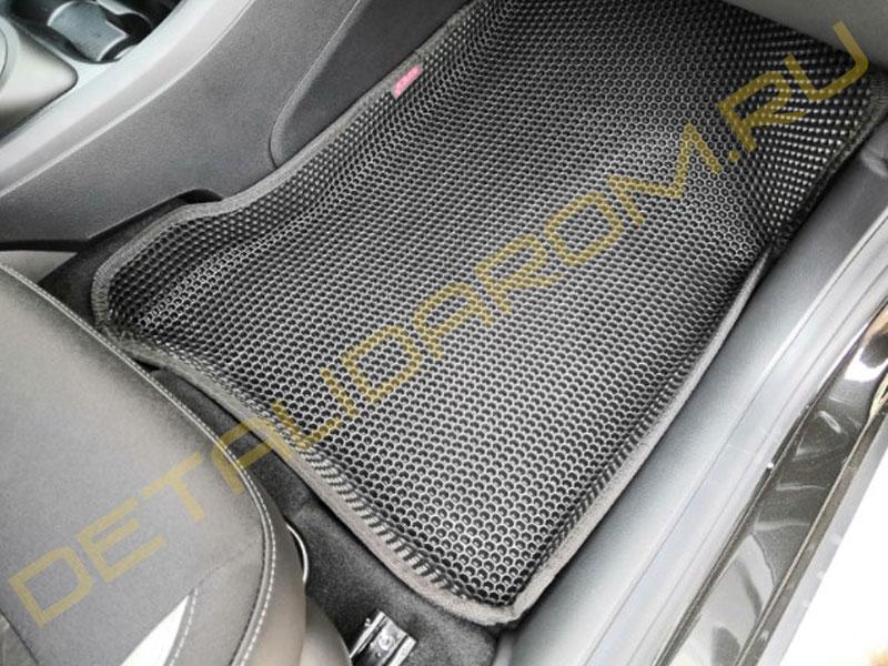 Комплект 3d eva ковриков с бортами для автомобилей ВАЗ/Лада